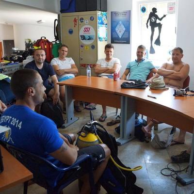 Teaching-Room